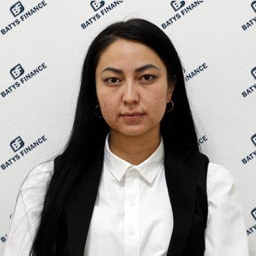Мулдагалиева<br />Алтынай<br />Бериковна