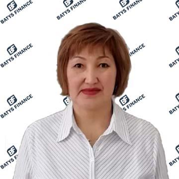 Сейтова <br />Гульбаршин <br />Имангалиевна